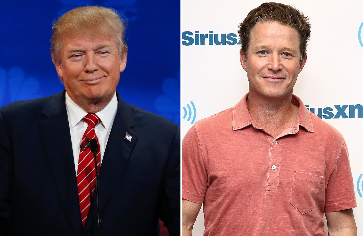 Trump, Billy Bush and Reality
