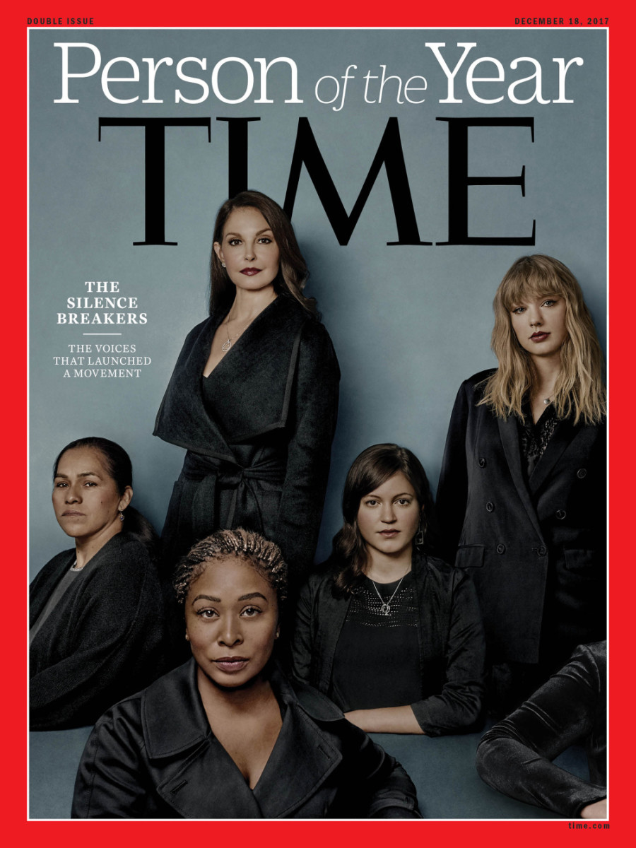 The Stories That the #MeToo Movement and TIME's