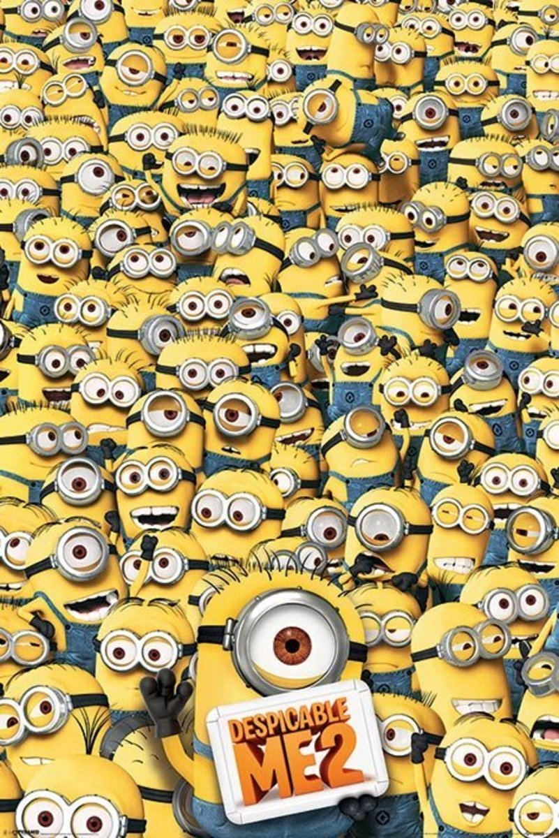 the minions names and facts plus whos who list reelrundown