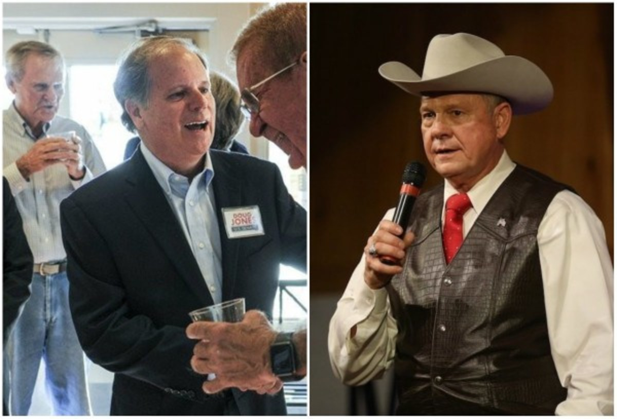 Voters in Roy Moore - Doug Jones Race Sue to Prevent Election Officials from Destroying Evidence of Hacking