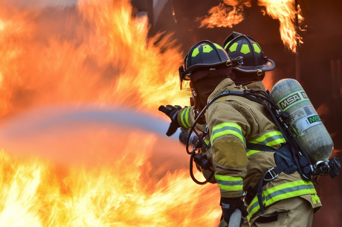 Texas Volunteer Firefighters may be eligible for $100k+ in unused benefits.