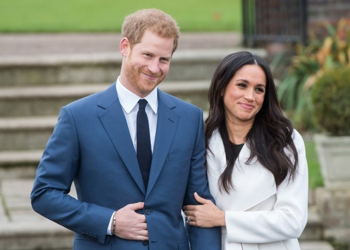 Meghan Markle and Prince Harry: Just Let Them Love in Peace