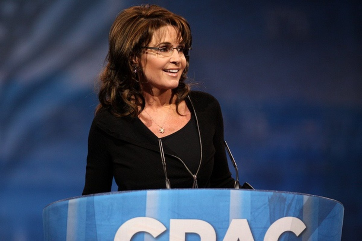 What Is Sarah Palin Doing Now?