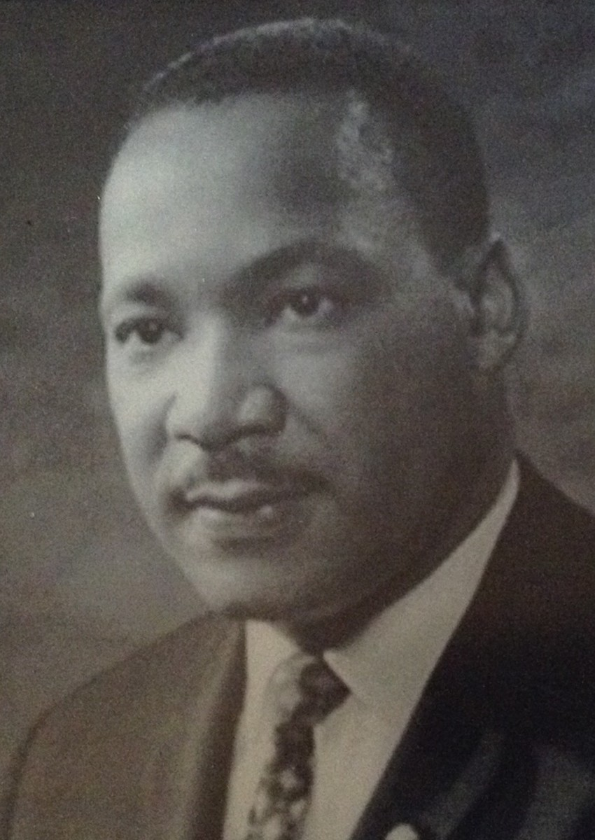 Lessons in Peace: Dr. Martin Luther King Jr