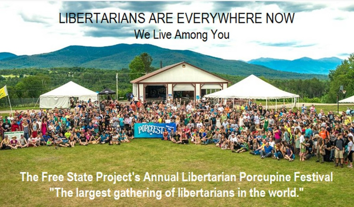 Fringe No More: Libertarians Are Everywhere Now