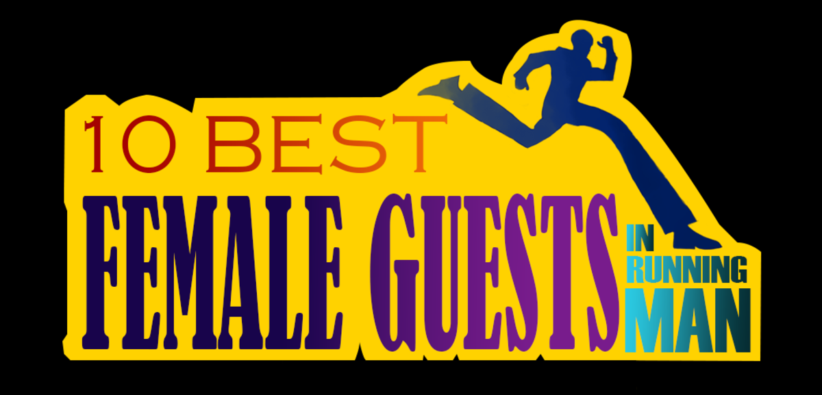 10 Best Female Guests in Running Man