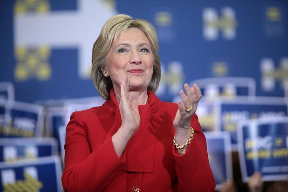 What Is Hillary Clinton Doing Now?