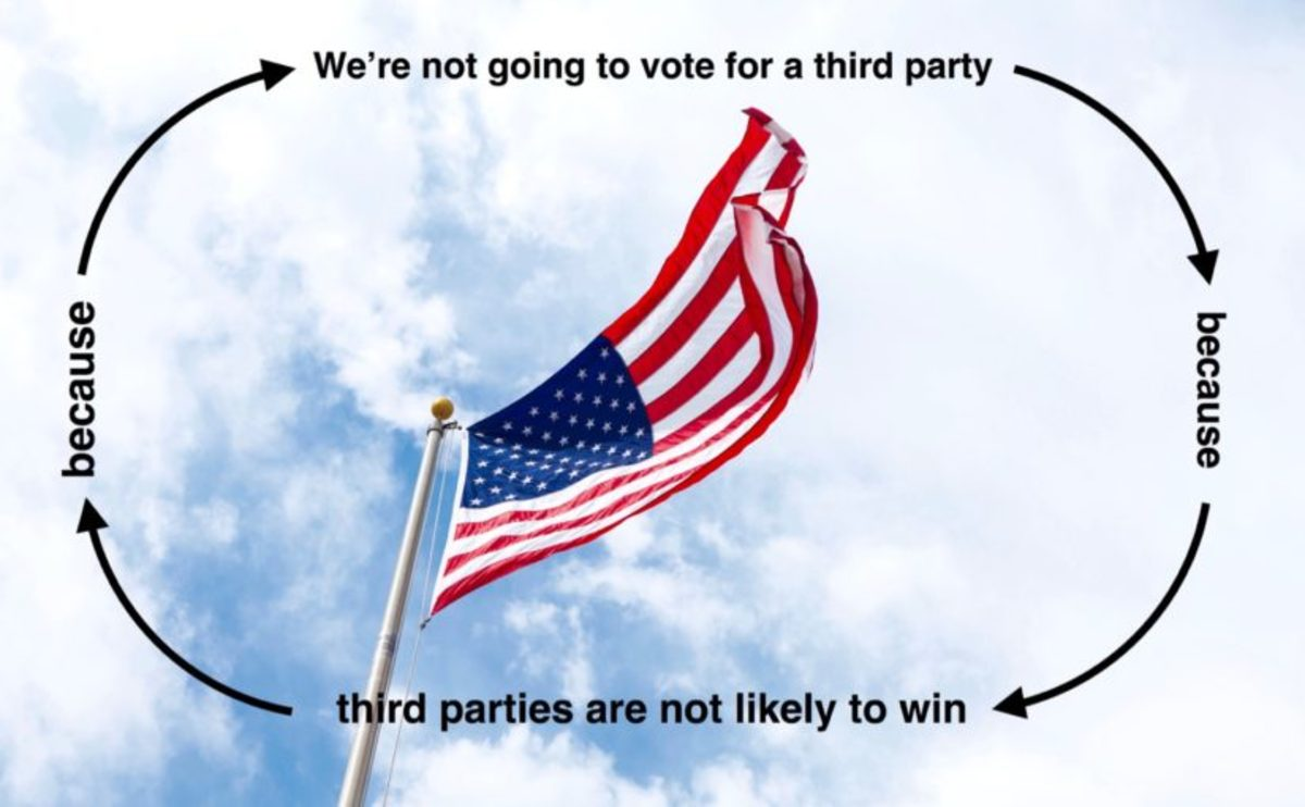 The Myth of the Wasted Vote: Why a Third Party Vote May Be the Answer