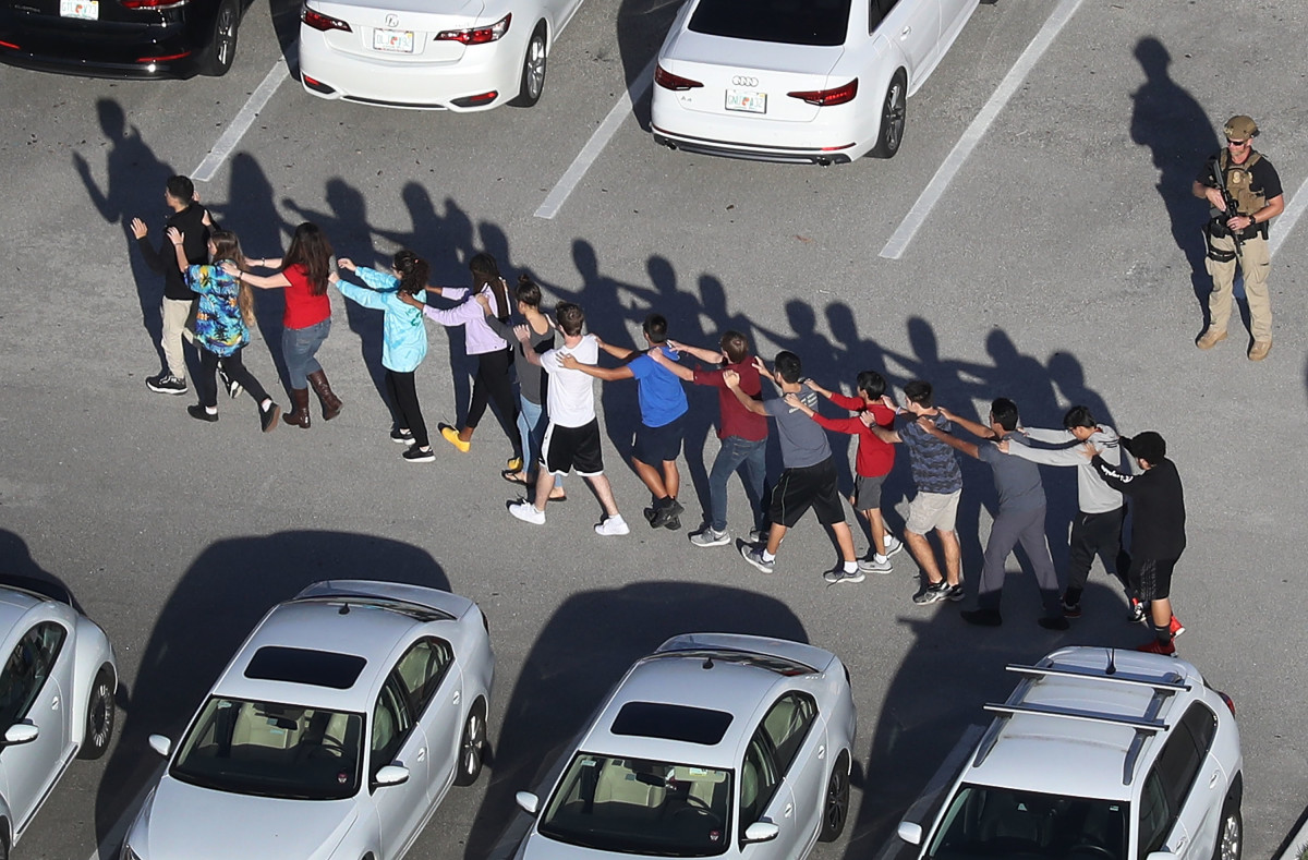 The Parkland Shooting: When Is It Time to Actually Do Something?