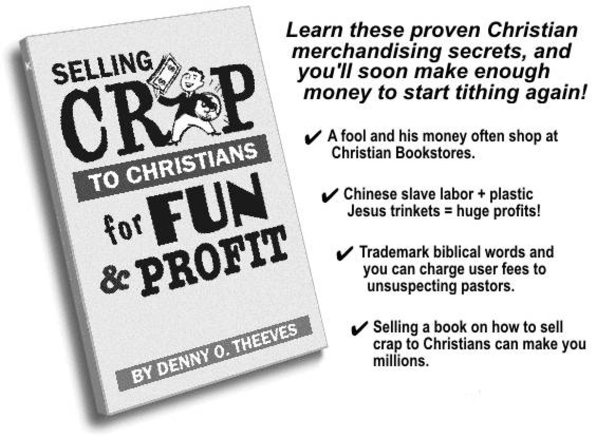 The Merchandising of Christianity