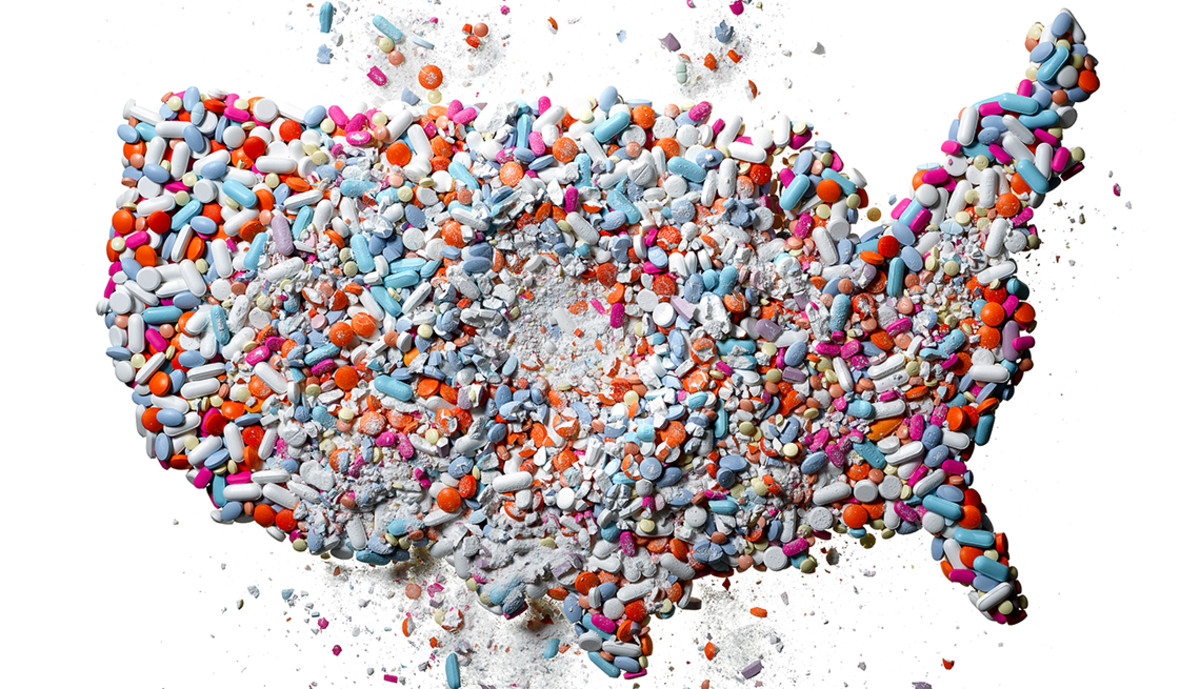 A Drug Crisis Is Sweeping the Nation