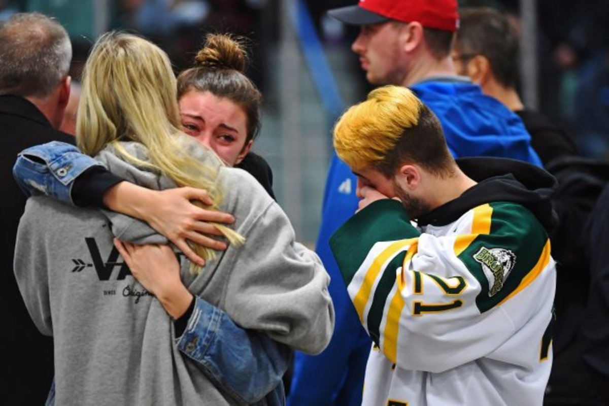 #humboldtbroncos: It's About Grief, Plain and Simple, Not Color