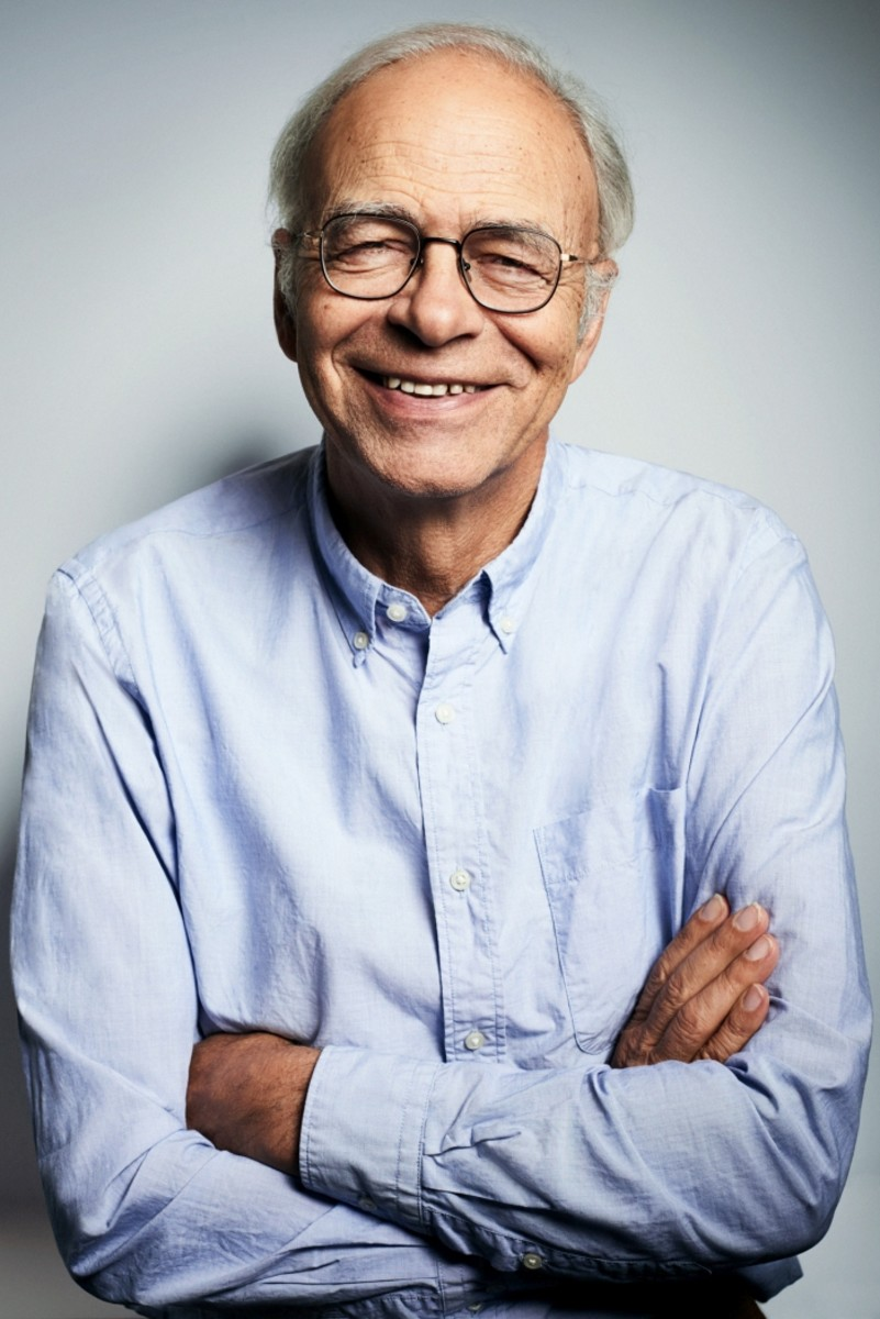 An image of Peter Singer
