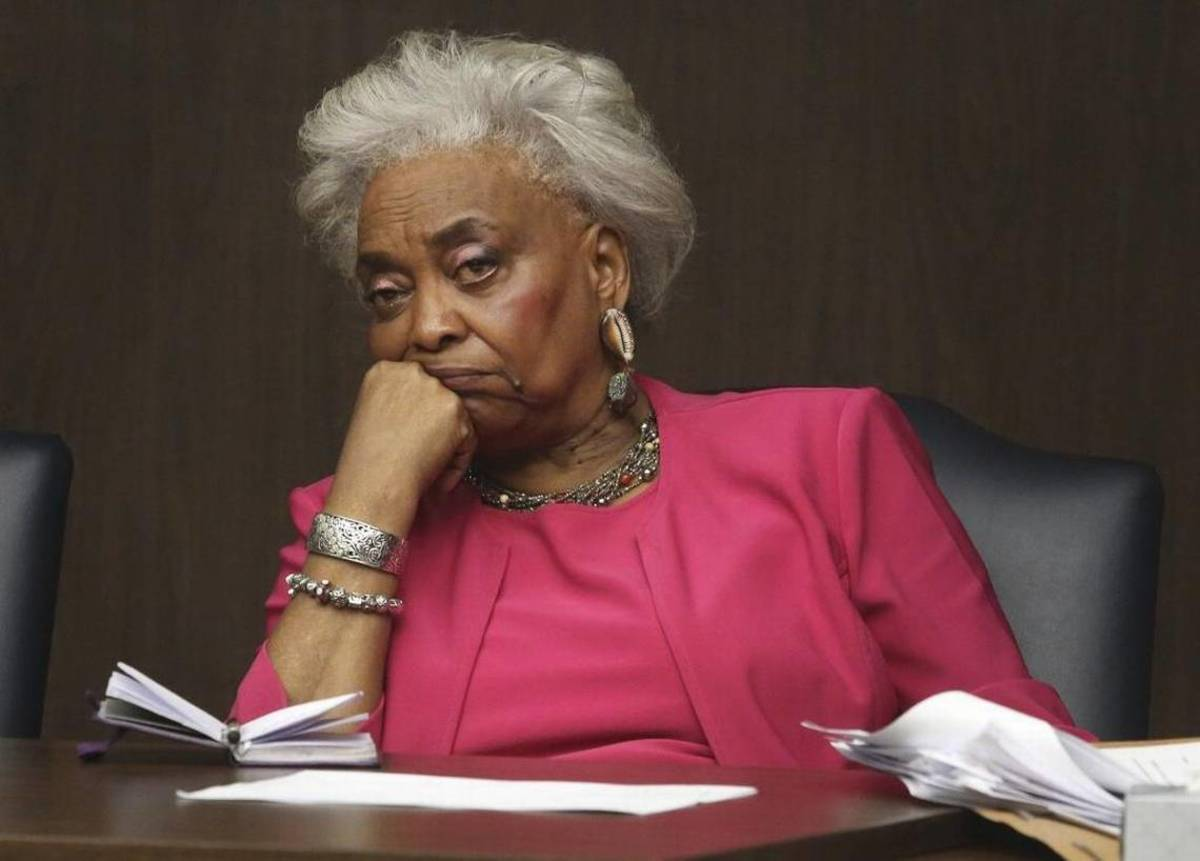 Broward County, Florida Election Supervisor Brenda Snipes