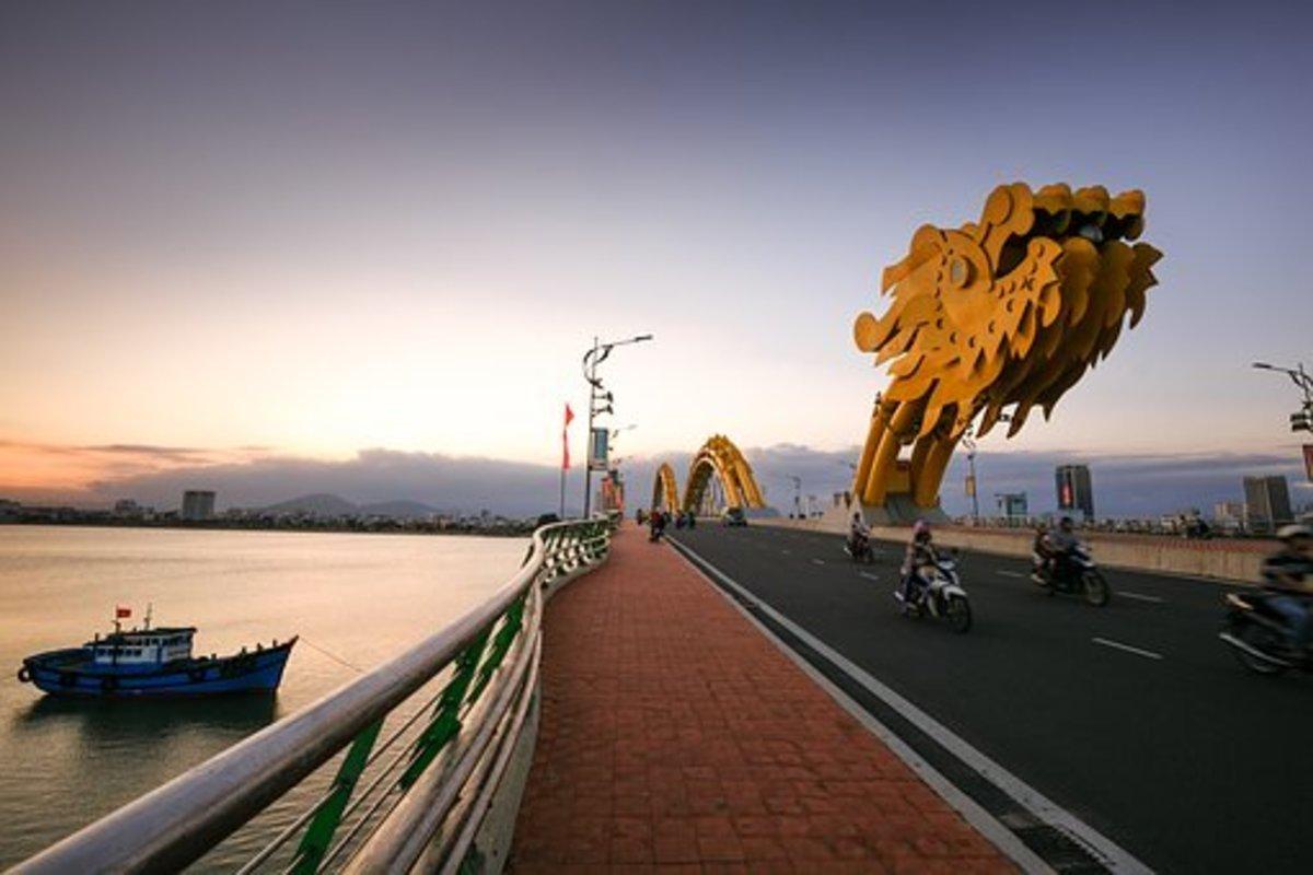 Danang - A City in Central Region of Vietnam