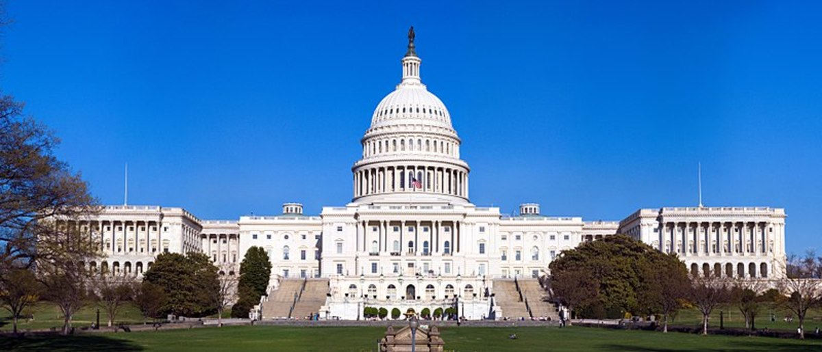 Capitol Building: The Biggest Astroturfing Customers Work Here