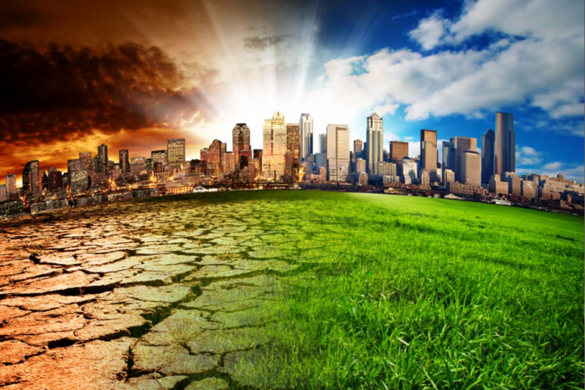 Desertification Versus Sustainable Living