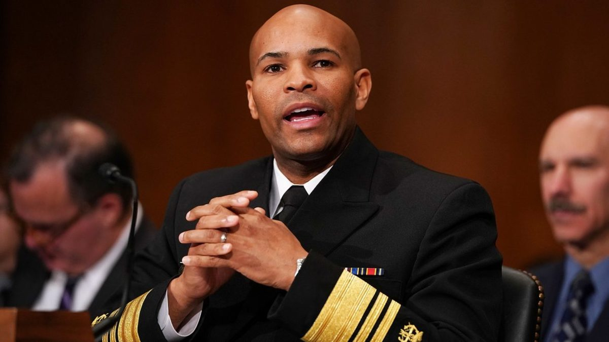 The Surgeon General's Warning on Narcan