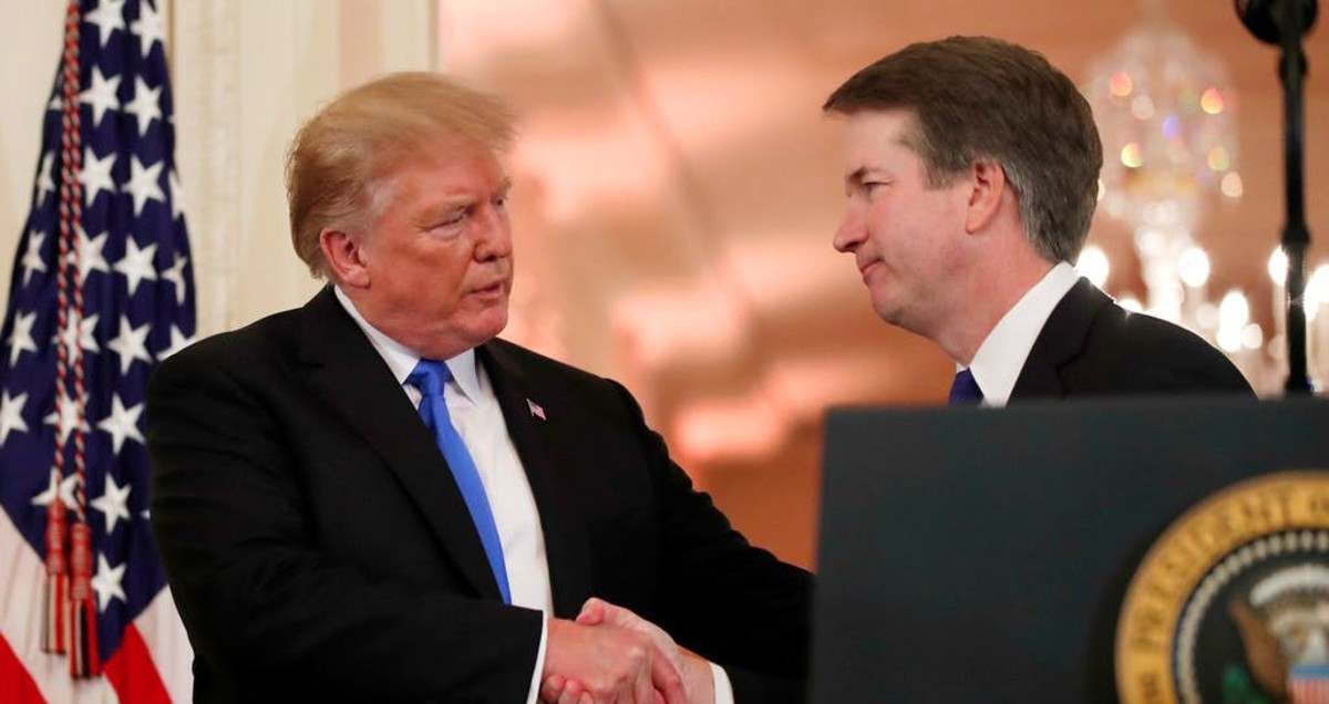 Trump Was Always Going to Pick the Wrong Judge