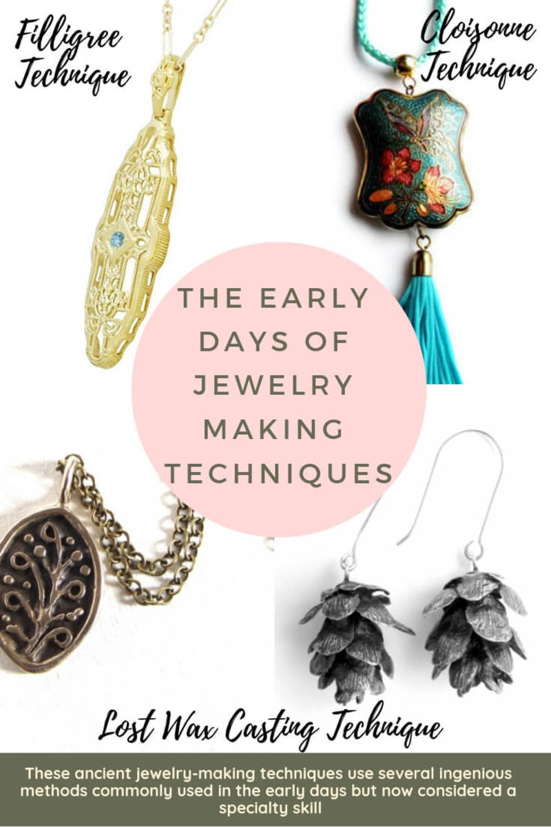 Infographic Jewelry Making Techniques