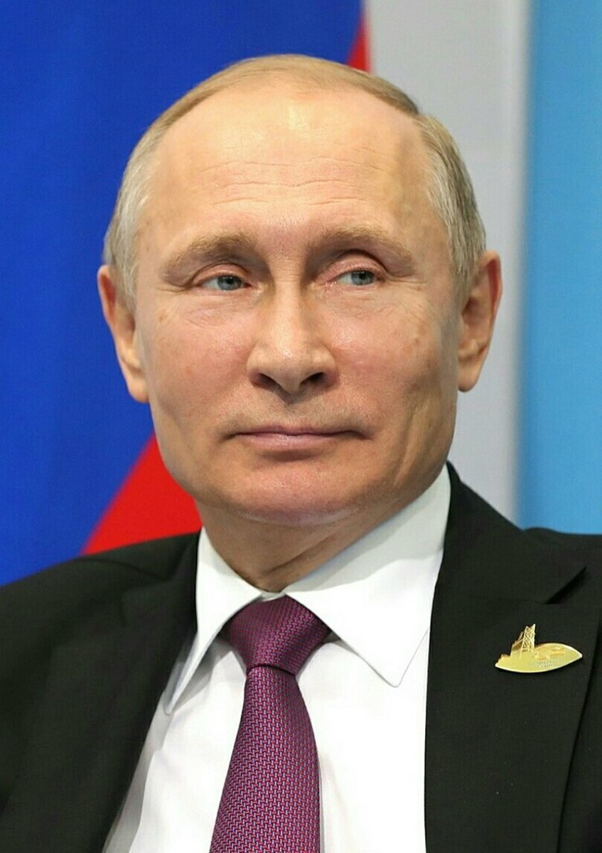 Vladimir Putin: the most powerful person in the world?