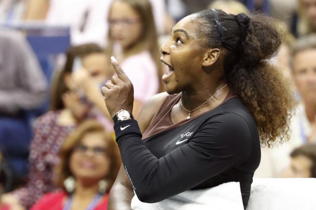 "The Serena Williams ""Incident"" (and Black American Athletes in General)"