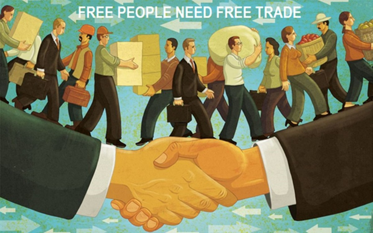 Free Trade, Fair Trade and Other Economical Comicals