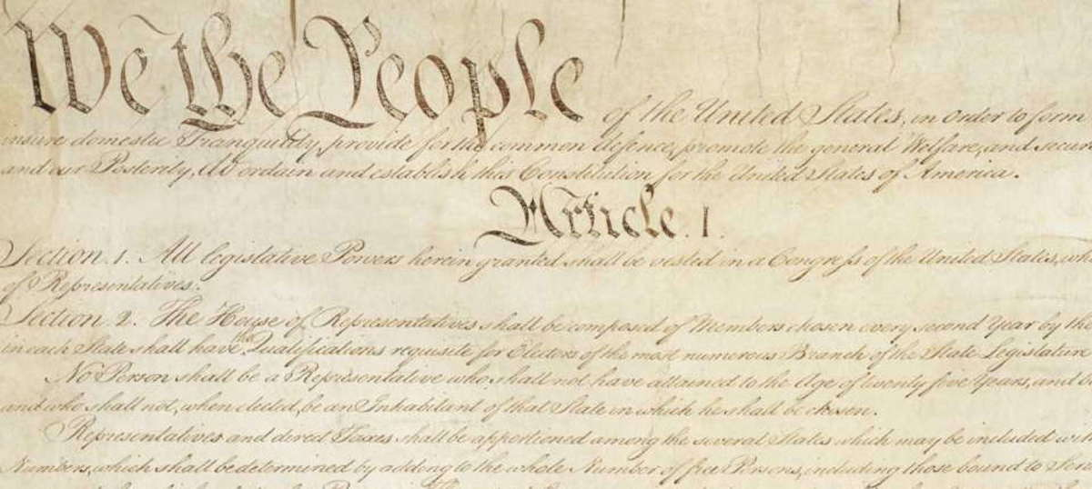 Maybe It's Time for White People to Admit the U.S. Was Founded on Racism
