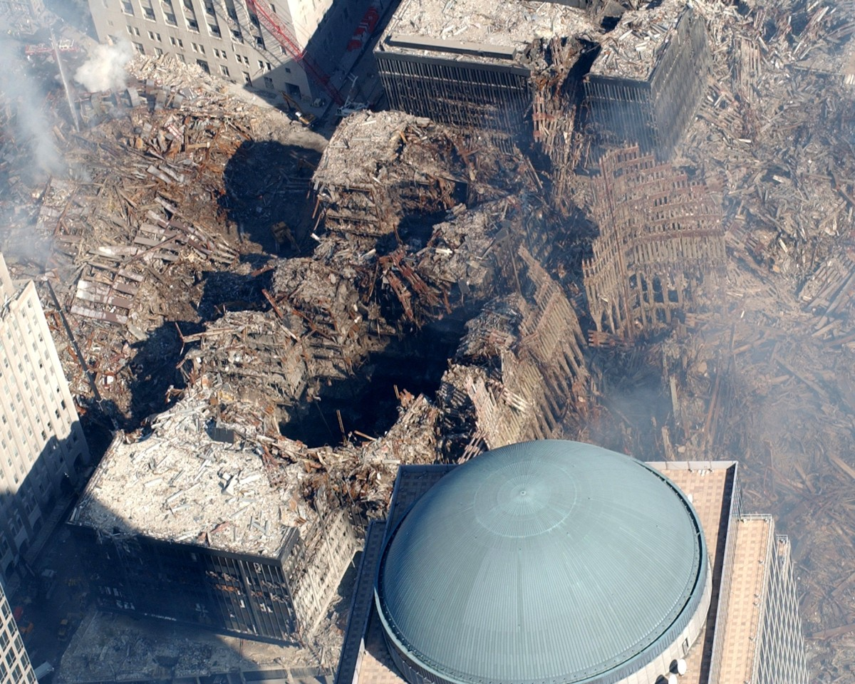 Was the Attack on the World Trade Center on September 11 2001 a False Flag Attack?