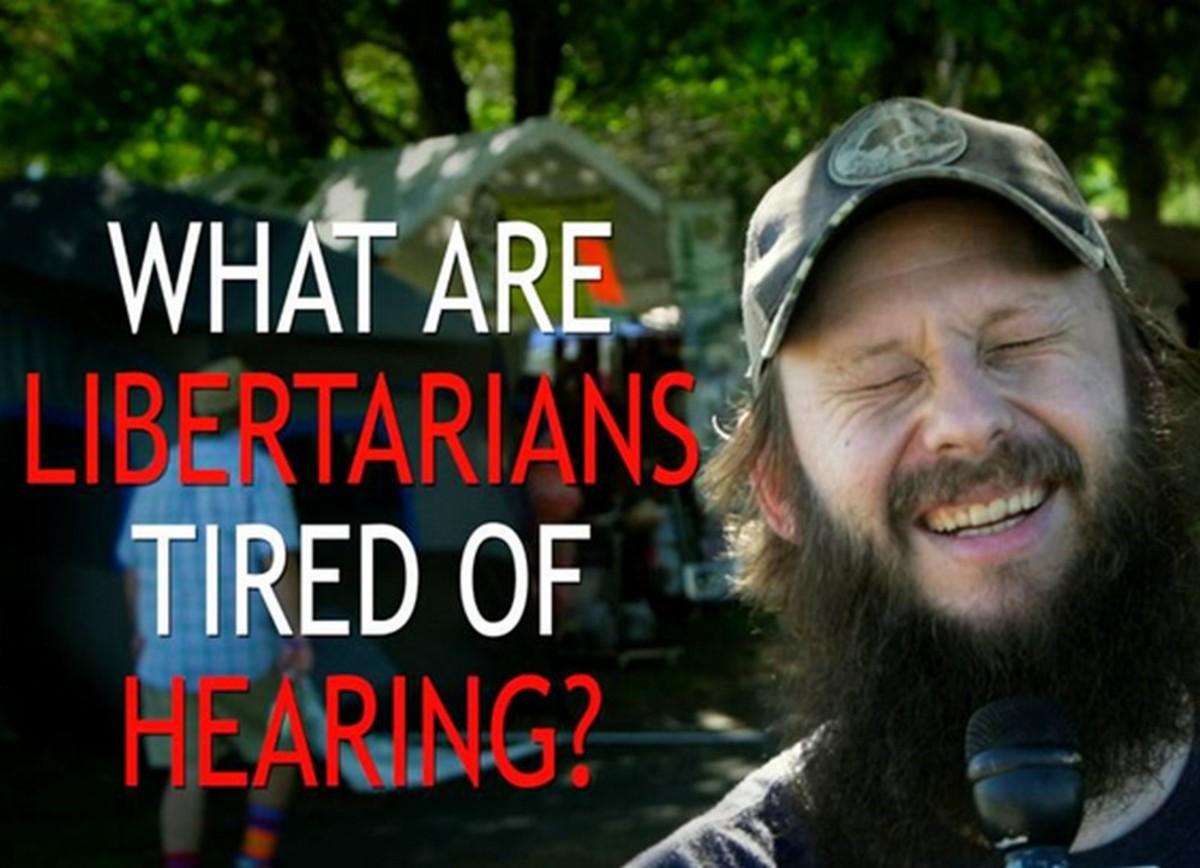 A Libertarian Challenges the Unlibertarian Mentality