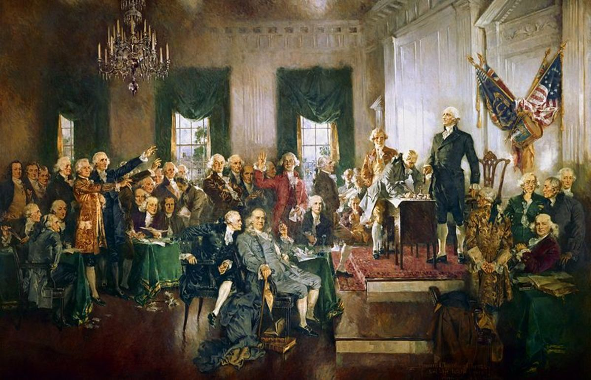 American Government and the Danger of Political Parties