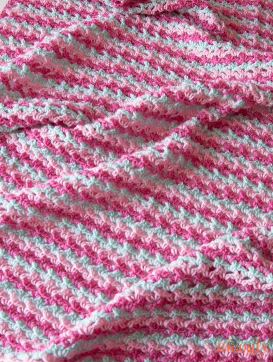 Free Crochet Baby Blanket Patterns Feltmagnet