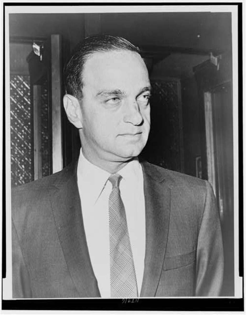 Roy Cohn: A Portrait of Evil