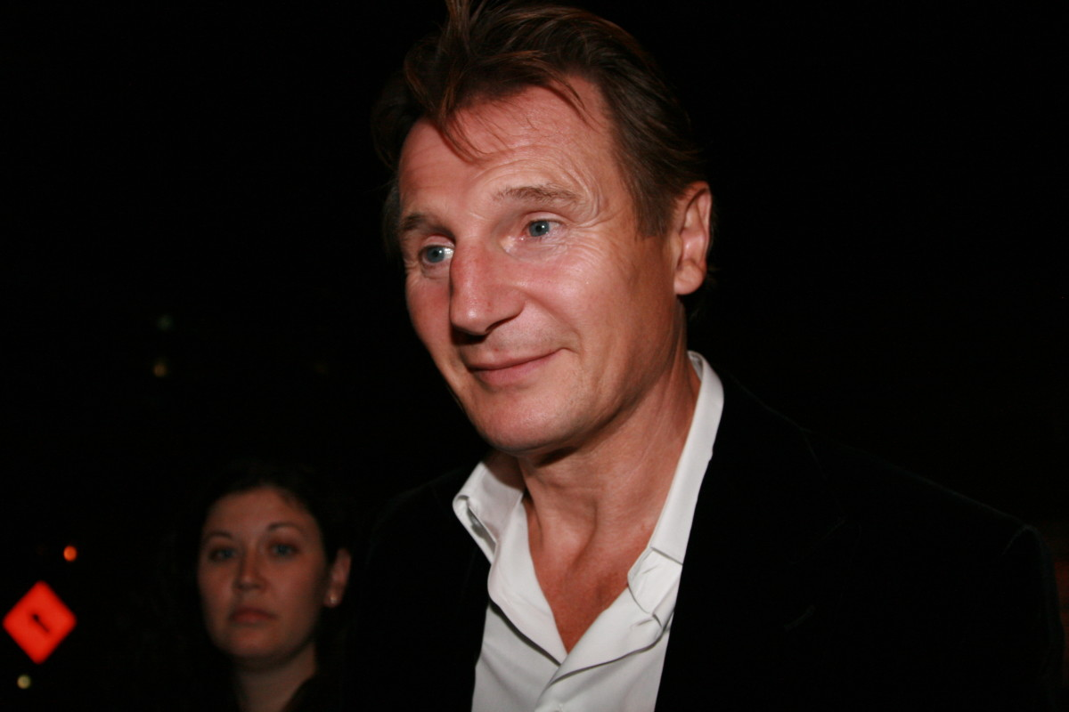 Shaming Liam Neeson for Sharing Truth