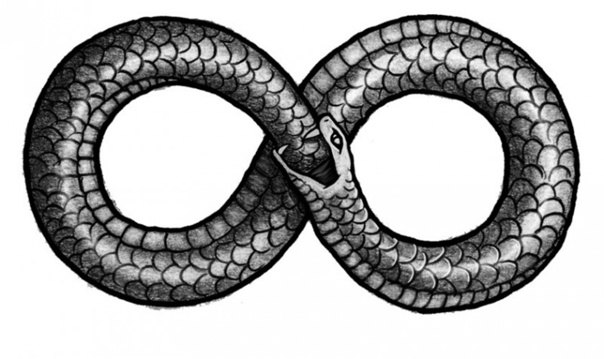 The Ouroboros That Is American Free Speech