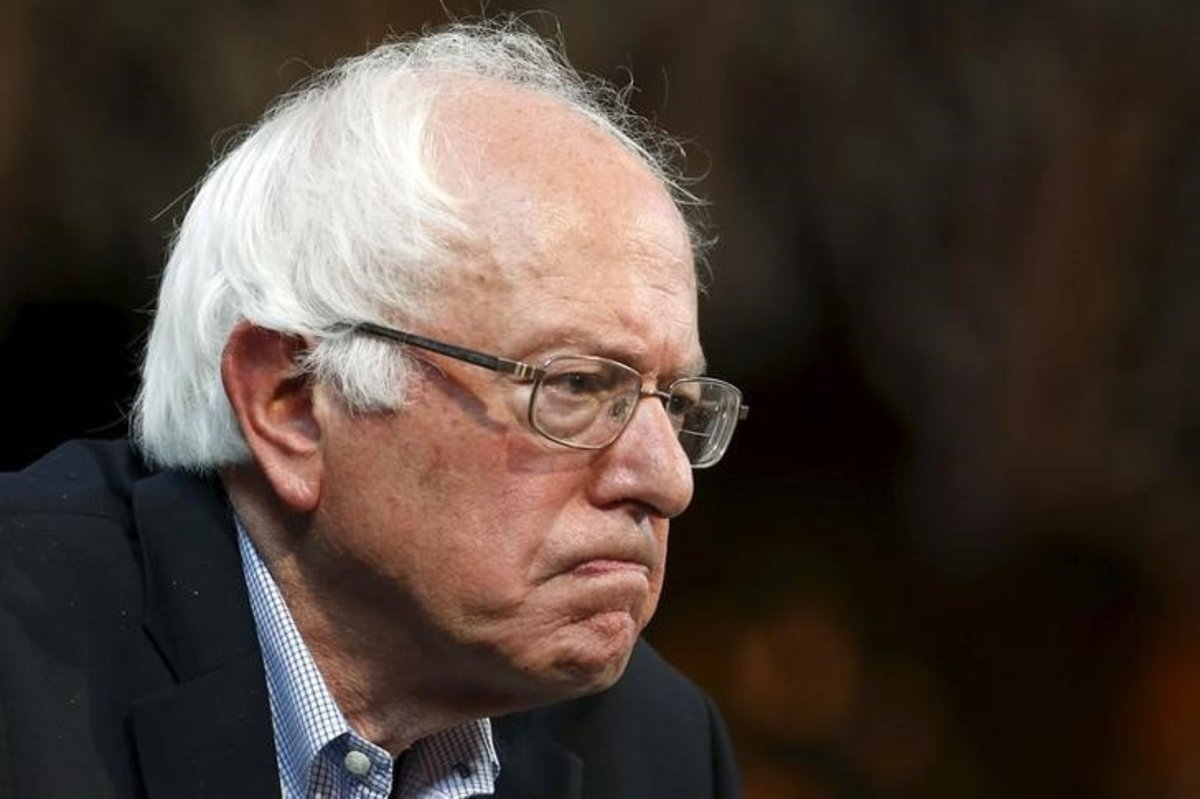 Will Bernie Sanders Waste His Supporters' Money Again by Not Really Wanting to Win?