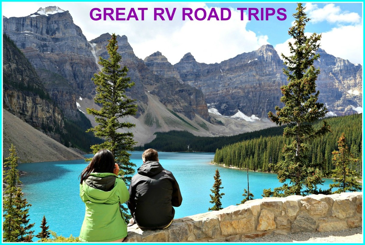 Drive your RV to the best destinations in the U.S.!
