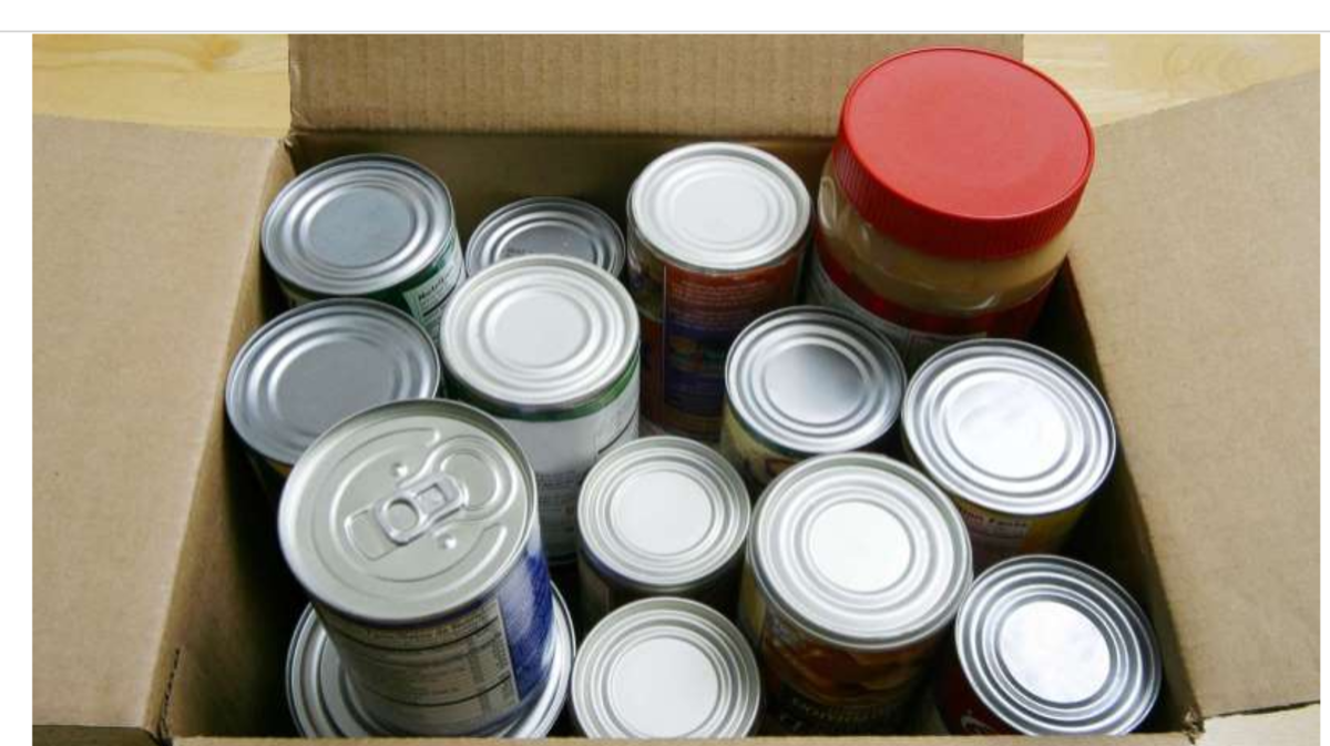 Government's Harvest Box Controls What Recipients Eat