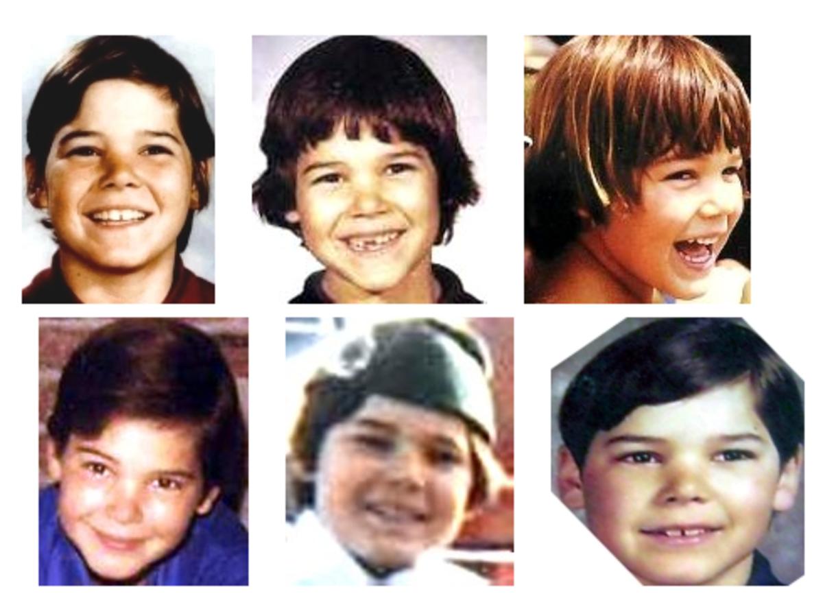Missing: Anthony Bernard Franko