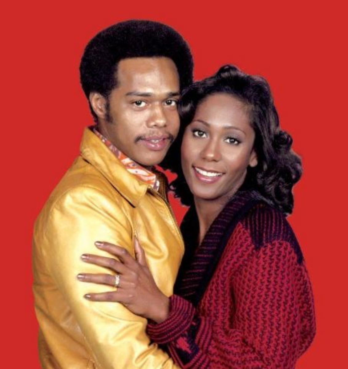 Lionel & Jenny Jefferson (Evans & Tolbert)