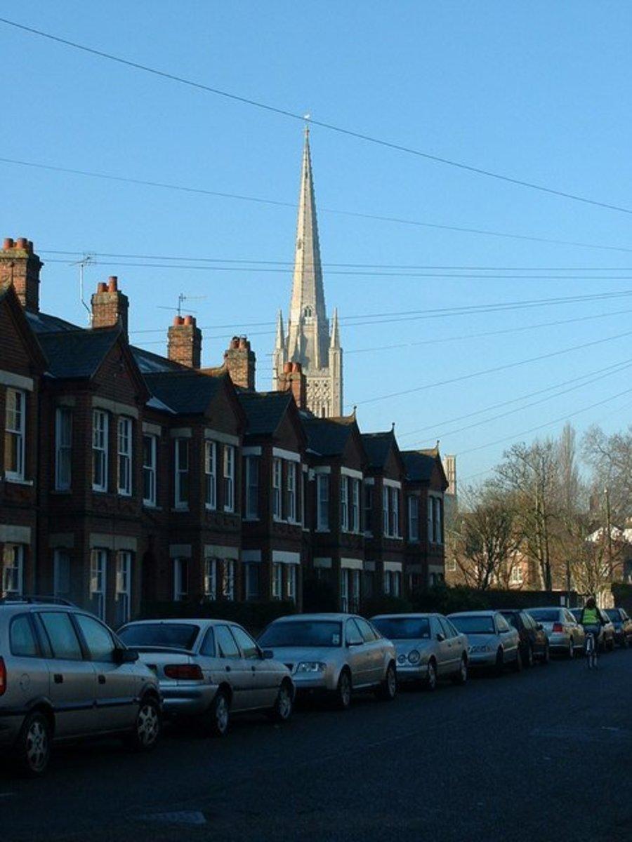 Bishopgate, Norwich