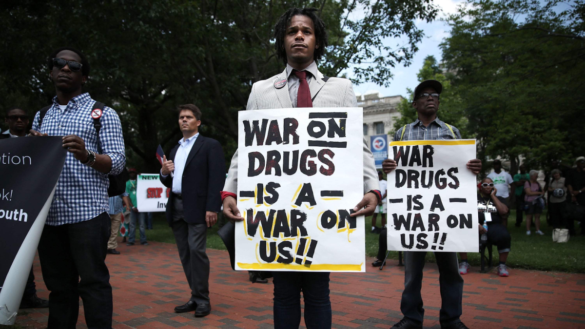 Problems and Potential Solutions to the War on Drugs