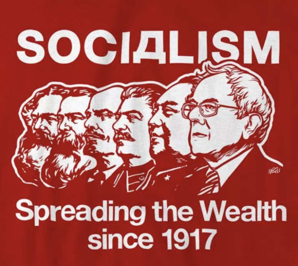 The Monstrosity of Socialism