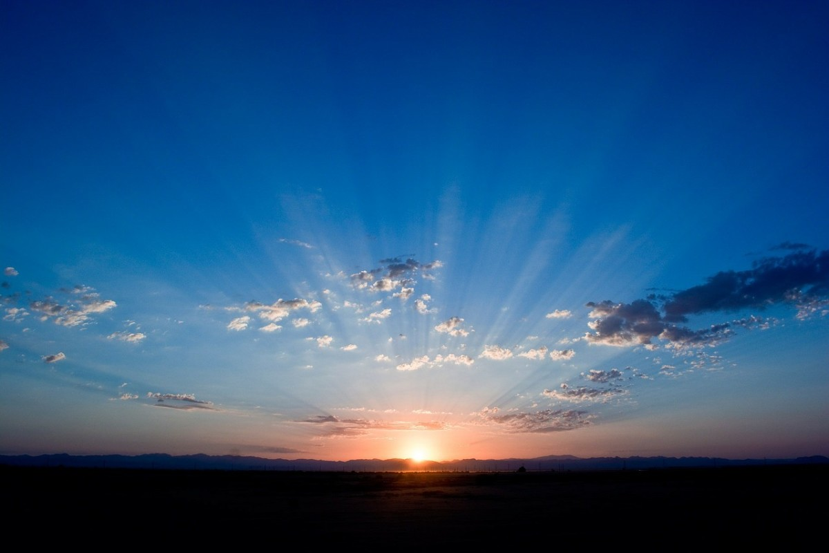 When the sun comes up in the morning, you can choose your attitude and make it a great day!
