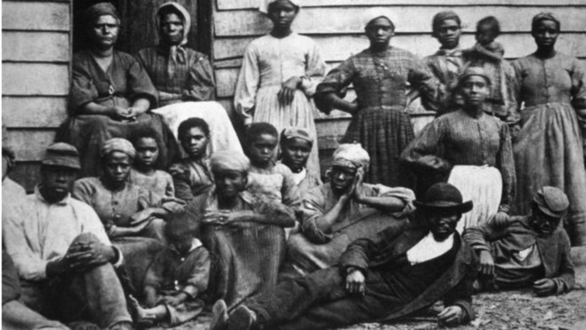 Slavery Reparations: Where Are You on This Issue?
