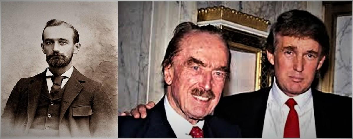 Three Generations of Liars. Frederich Trump Sr., Frederick Trump, Jr. Donald John Trump.