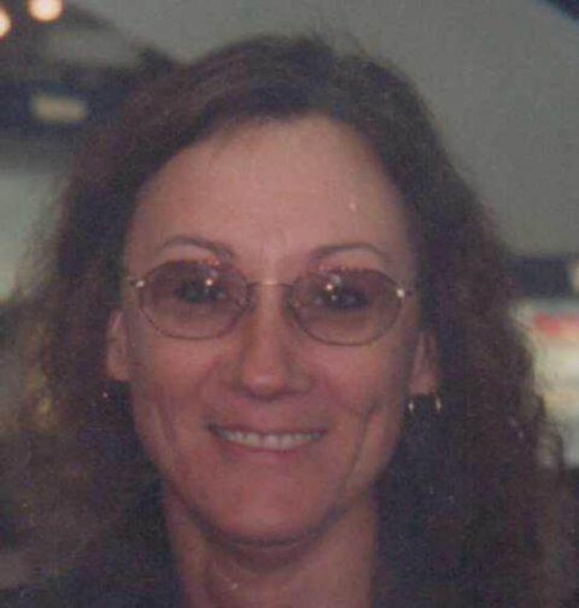 Missing: Regina Marie Bos