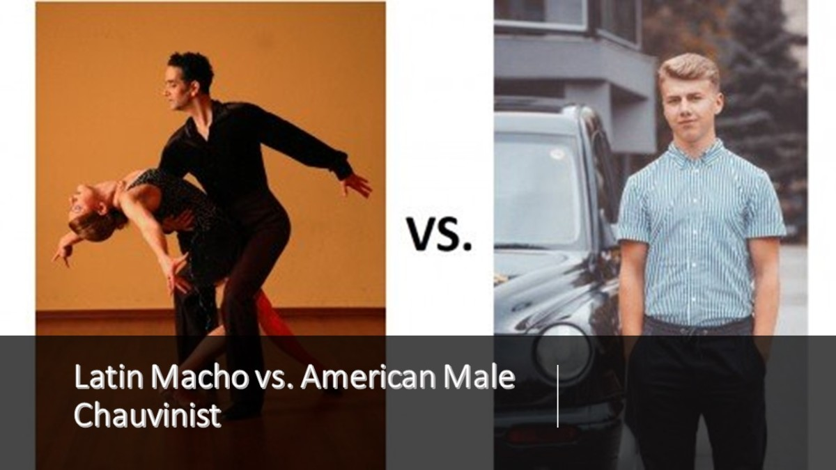 Machismo or Chauvinism: How Do They Compare