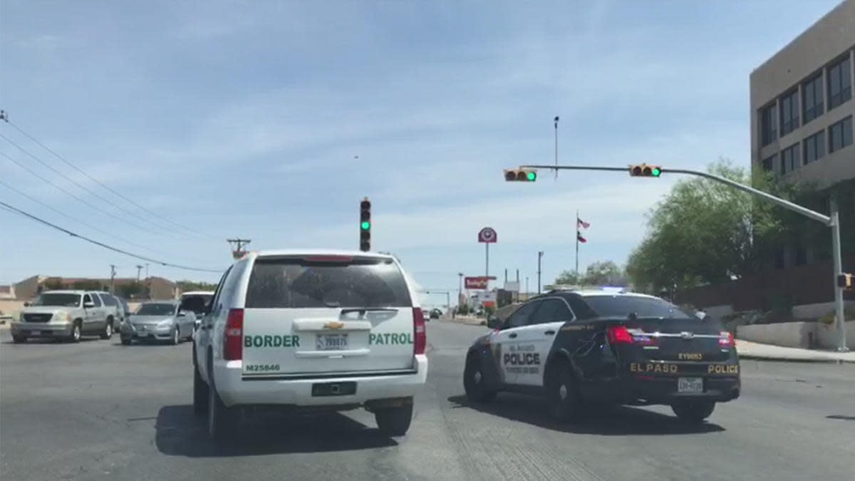 El Paso Timeline: Police and Witness Reported Multiple Shooters
