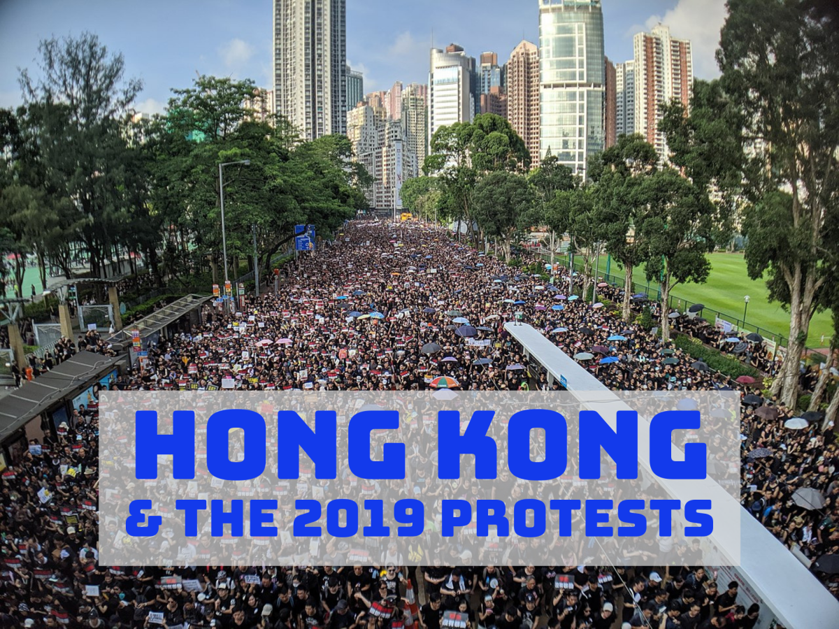 Protests beginning in March of 2019 focused on people's fear that China's growing power will undermine the autonomy of Hong Kong.